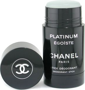 Chanel Egoiste Platinum Deodorant Stick 75ml