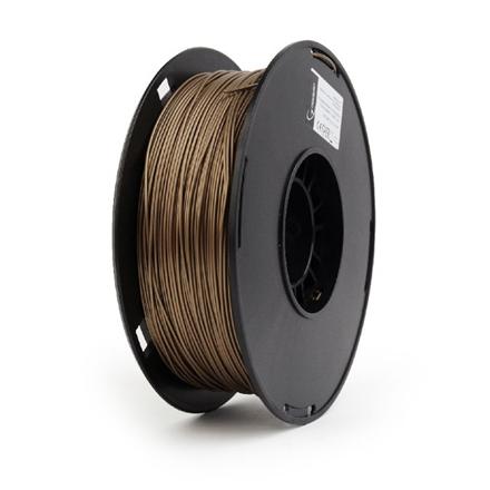 Filament Gembird PLA-plus Gold Metal | 1,75mm | 1kg 3D printēšanas materiāls