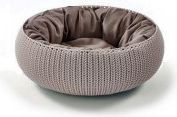 Curver Knit beige animal bed