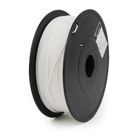 Gembird Flashforge PLA-PLUS filament, white, 1.75 mm, 1 kg 3D printēšanas materiāls