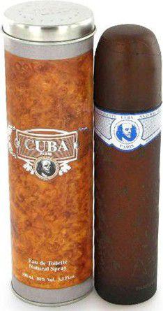 Cuba Blue EDT  100ml  Men Vīriešu Smaržas