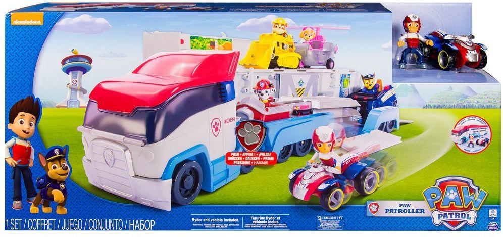 Cobi PAW PATROL 16632 Psi Patroller. COBI - SPIN-16632 bērnu rotaļlieta