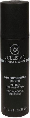 Collistar Men 24 Hour Freshness Deo Antiperspirant for men 100ml