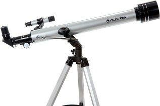 CELESTRON POWERSEEKER   60 AZ TELESCOPE Teleskopi