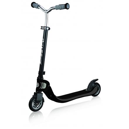 GLOBBER scooter Flow 125 Foldable, black-grey, 473-120 4100301-0260 Skrejriteņi