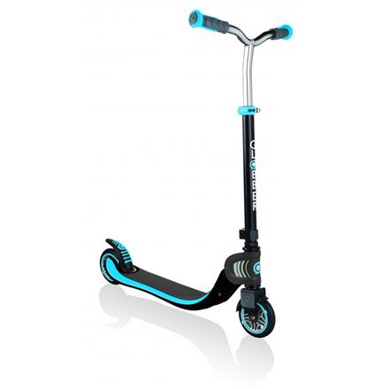 GLOBBER scooter Flow 125 Foldable, black-blue, 473-101 4897070184220