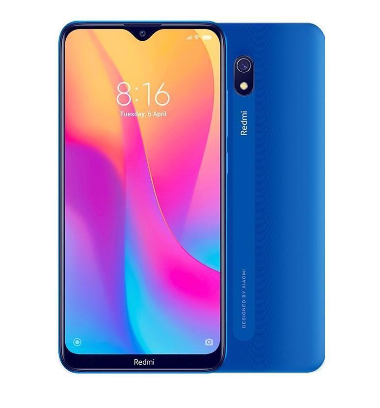 Xiaomi Redmi 8A 2GB/32GB Ocean Blue Mobilais Telefons