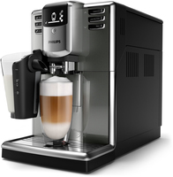 Philips LatteGo EP5334/10 (1850 W; black color) Kafijas automāts