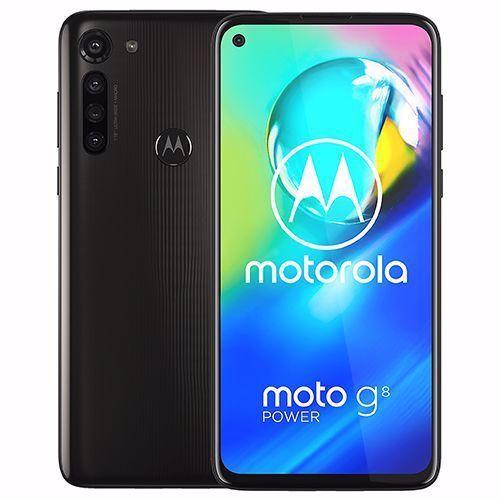 Motorola Moto G8 Power Dual XT2041-3 LTE 64GB Smoke black XT2041-3 Smoke black Mobilais Telefons