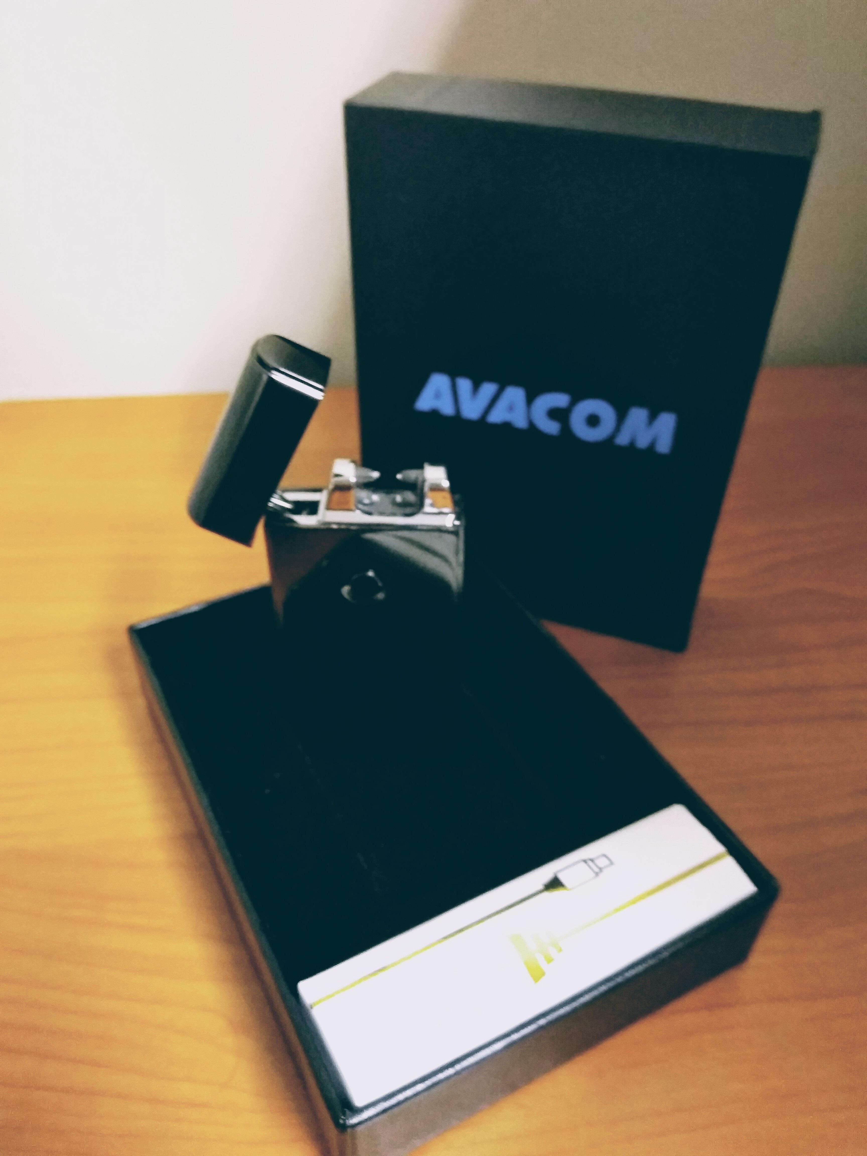 Avacom elektriskās šķiltavas ar USB uzlādi Šķiltavas