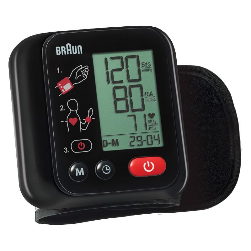 Braun BP2200 asinsspiediena mērītājs