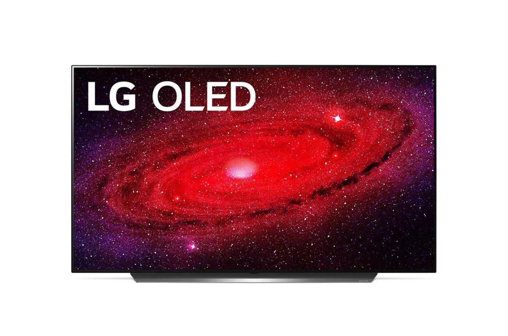 LG OLED55CX3LA 55, Smart TV, webOS, 4K UHD OLED, 3840 x 2160, Wi-Fi, DVB-T/T2/C/S/S2, Black LED Televizors