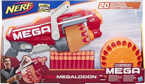Hasbro Nerf Mega Megalodon (E4217) Rotaļu ieroči
