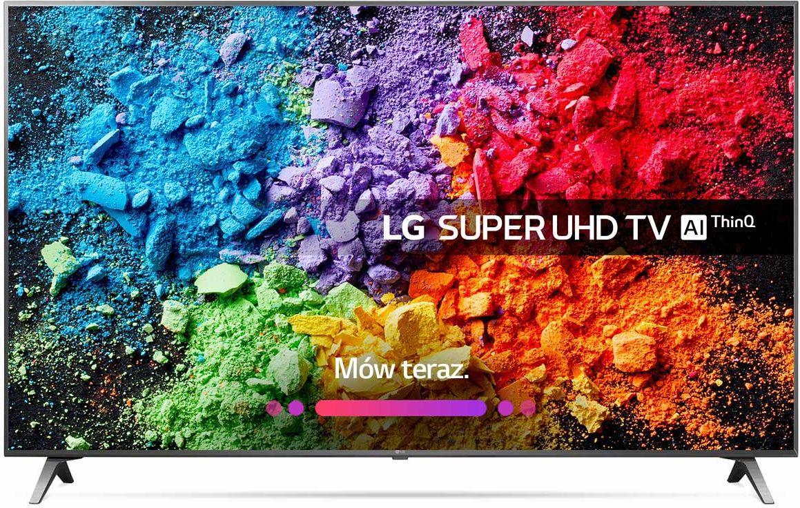 "LG | 4K/Smart | 65"" | 3840x2160 | Wireless LAN | Bluetooth | webOS | 65SK8000PLB LED Televizors"