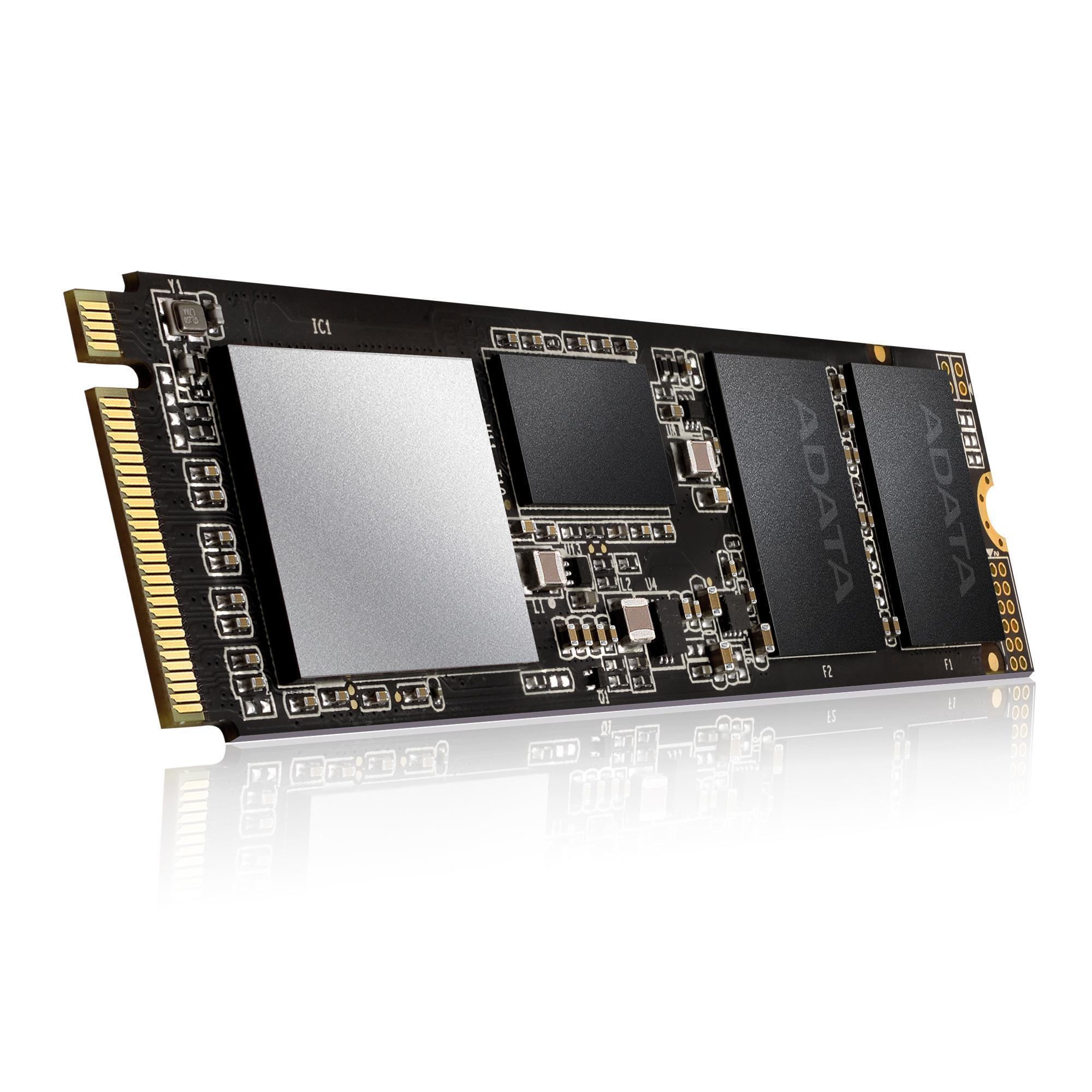 Adata XPG SX8200 PRO SSD 512GB PCIe Gen3 x 4 M.2 2280, R/W 3500/2300 MB/s SSD disks