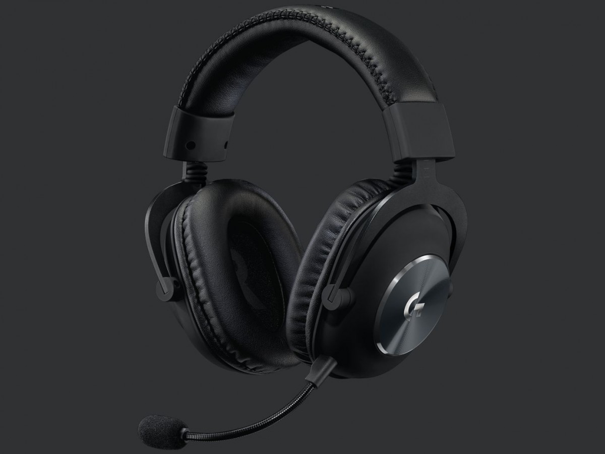 Logitech Pro Gaming X Black 981-000818 austiņas