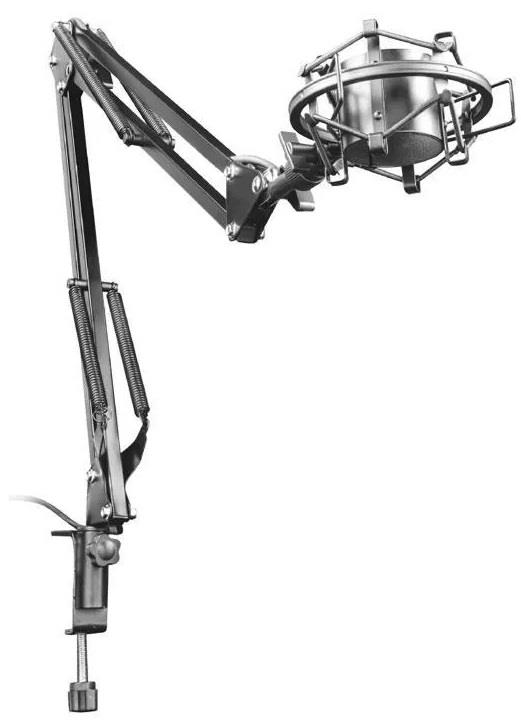 Trust GXT 253 Emita Streaming [ramie] Mikrofons