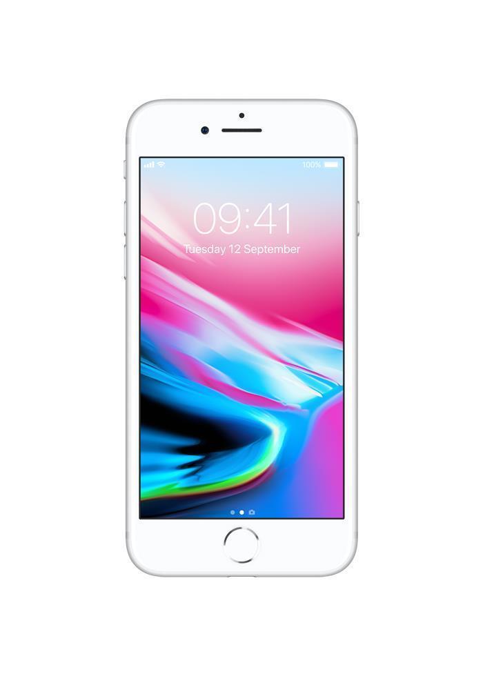 MOBILE PHONE IPHONE 8 64GB/SILVER RND-P80264 APPLE RENEWD RND-P80264 Mobilais Telefons