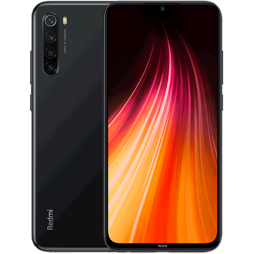 Xiaomi Redmi Note 8 4GB/64GB Space Black Mobilais Telefons