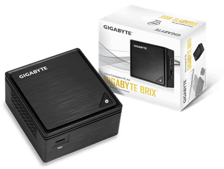 Barebone GBT BRIX GB-BPCE-3350C PC kit