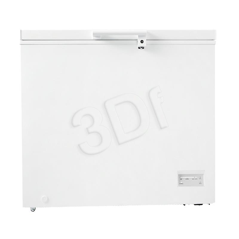 Chest freezer MPM-206-SK-06E Vertikālā Saldētava