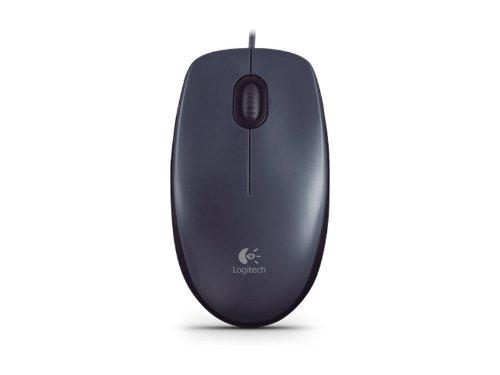 Logitech M90 Mouse Datora pele