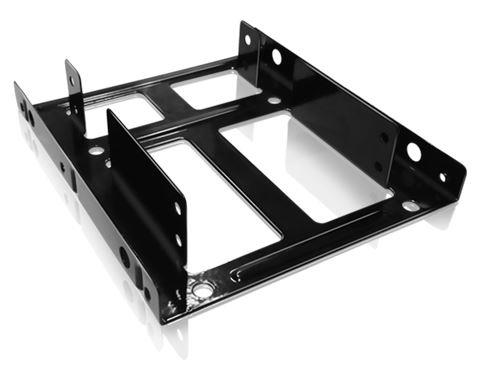 Icy Box Internal Mounting frame  Black dock stacijas HDD adapteri