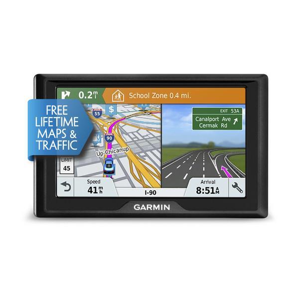 Garmin Drive 61 LMT-S Europe Navigācijas iekārta