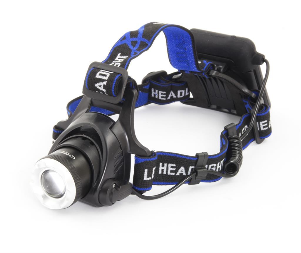 Esperanza EOT005 3W T6 Cree LED galvas lukturis , kabatas lukturis