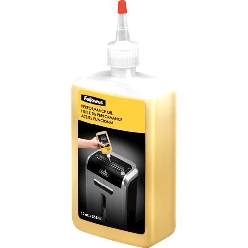 Fellowes Oil for Shredders  350 ml biroja tehnikas aksesuāri