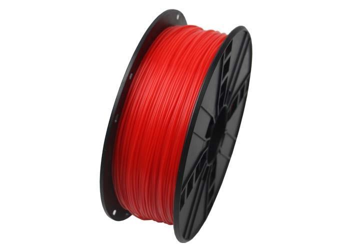 Filament Gembird PLA Fluorescent Red | 1,75mm | 1kg 3D printēšanas materiāls