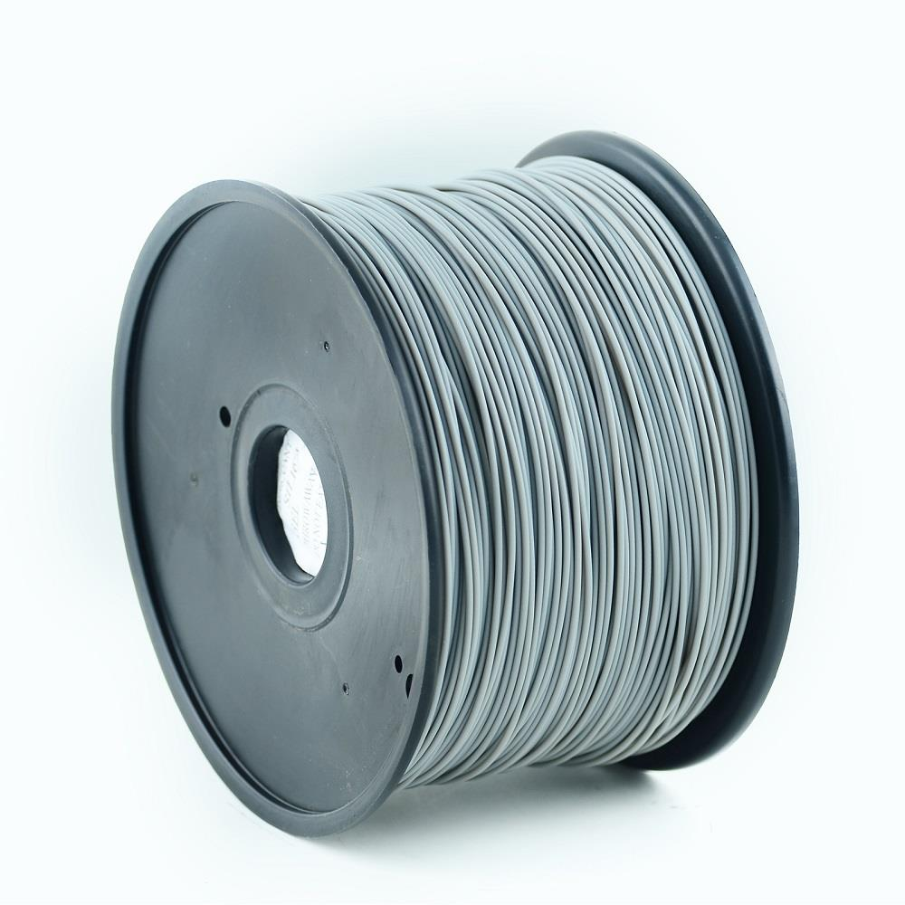 Filament Gembird PLA Grey | 1,75mm | 1kg 3D printēšanas materiāls