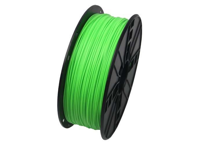 Filament Gembird PLA Fluorescent Green | 1,75mm | 1kg 3D printēšanas materiāls
