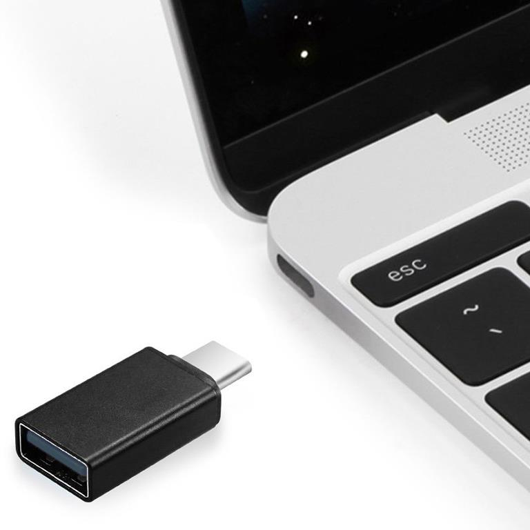 Gembird USB 2.0 to Type-C adapter (CM/AF)