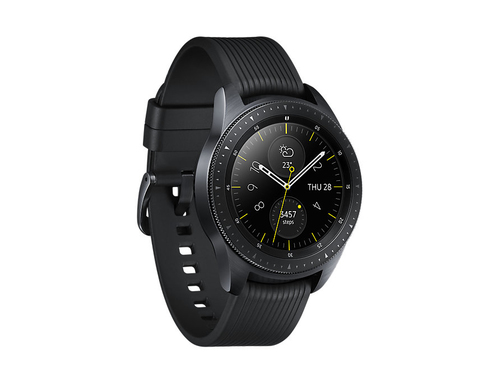 Samsung Galaxy Watch 42 mm SM-R810NZKA black Viedais pulkstenis, smartwatch
