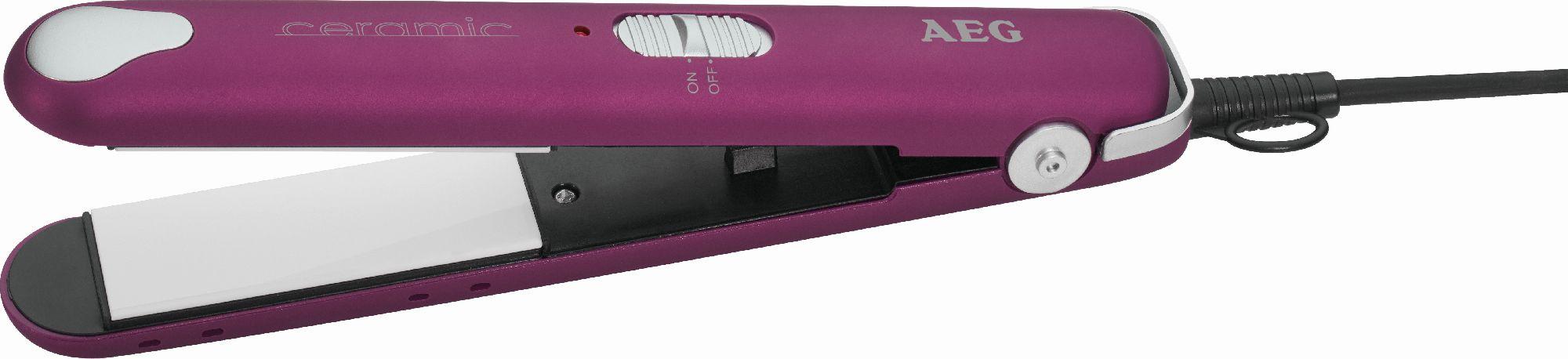 Prostownica for hair AEG HC 5680 fioletowa Matu taisnotājs