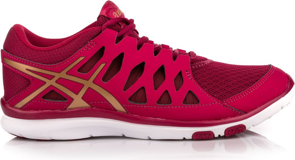 Asics Buty damskie Gel-Fit Tempo 2 Cerise/Pale Gold/White r. 39.5 (S563N2194) S563N2194