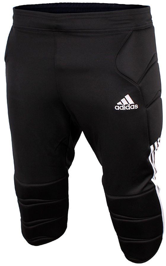 Adidas Spodnie bramkarskie Tierro czarne r. 116 cm (Z11475) Z11475