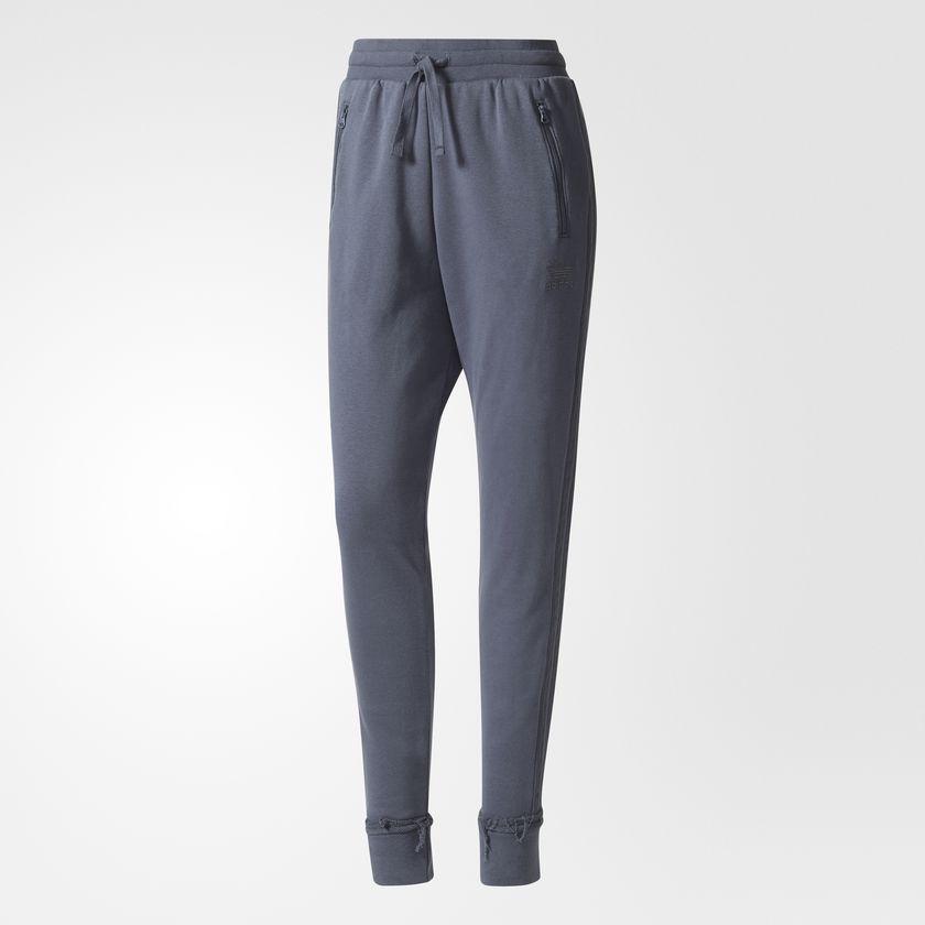 Adidas Spodnie damskie Low Crotch PANTBR4624  grafitowe r. 36  (BR4624) BR4624