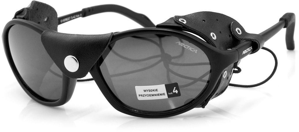 Arctica Okulary sportowe czarne (S-42P) S-42P