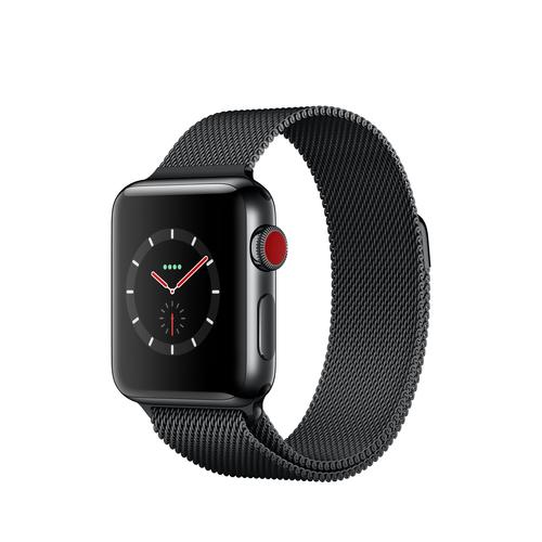 Apple Apple Watch Series 3 LTE 38mm Viedais pulkstenis, smartwatch