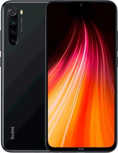 Smartfon Xiaomi Redmi Note 8 64 GB Dual SIM Czarny  (XMI-NOTE8-64BK) XMI-NOTE8-64BK Mobilais Telefons