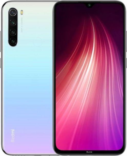Xiaomi Redmi Note 8T 4GB/128GB White Mobilais Telefons