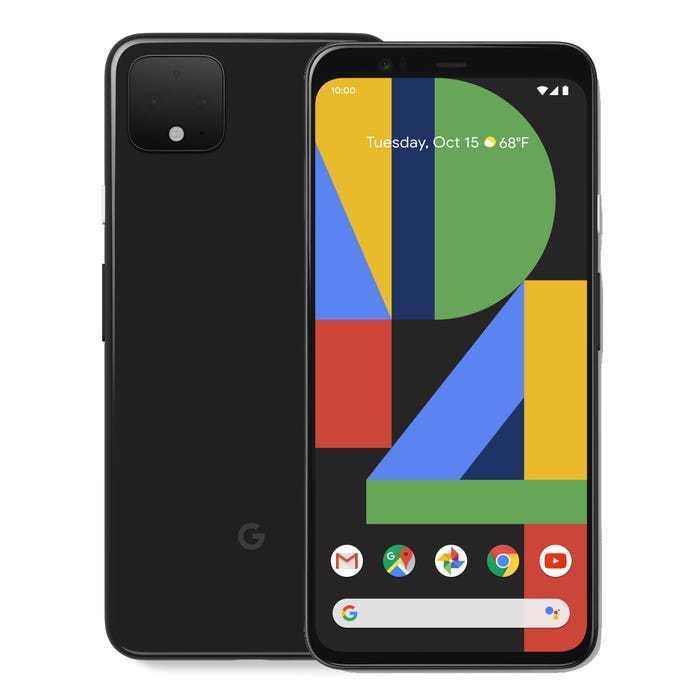 Google Pixel 4 XL 128GB just black Mobilais Telefons