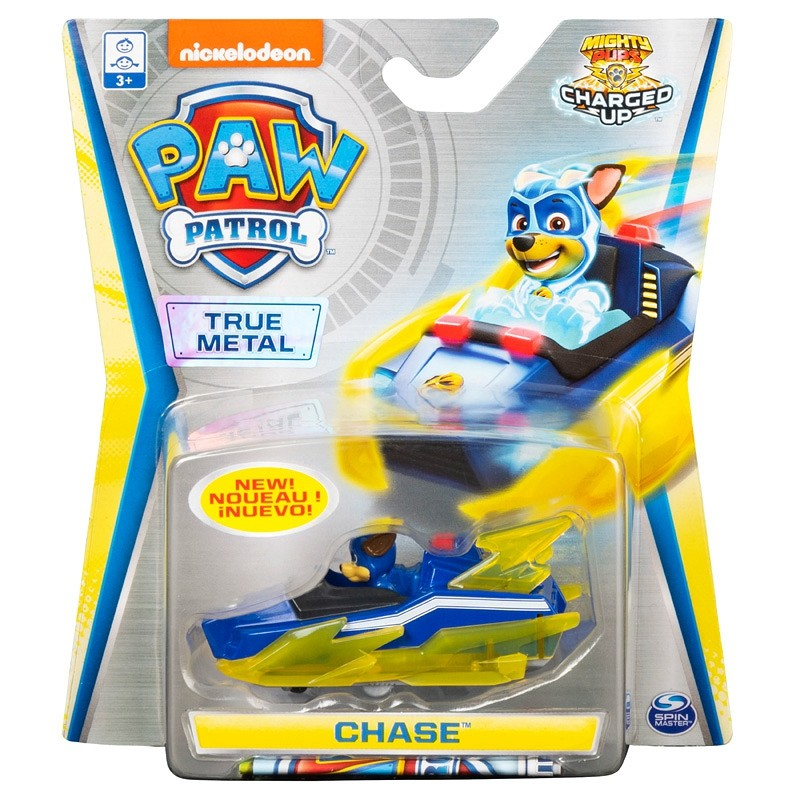 Spin Master PAW PATROL Chase Rotaļu auto un modeļi