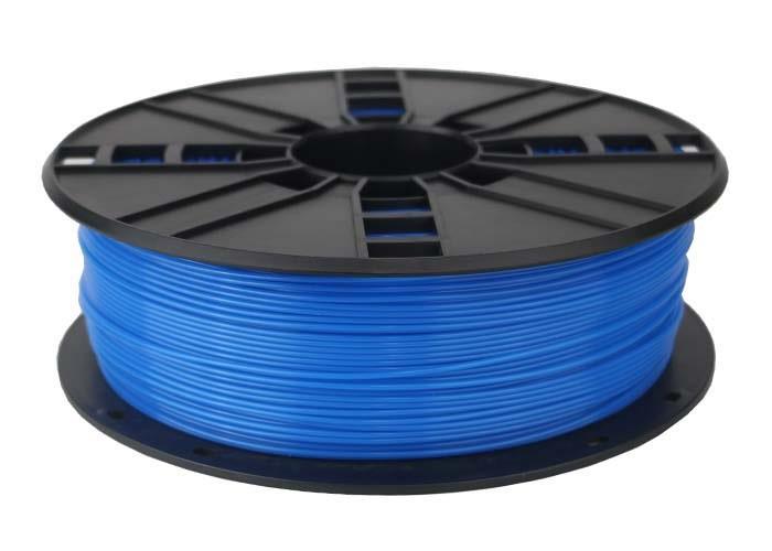 Filament Gembird ABS Fluorescent Blue | 1,75mm | 1kg 3D printēšanas materiāls