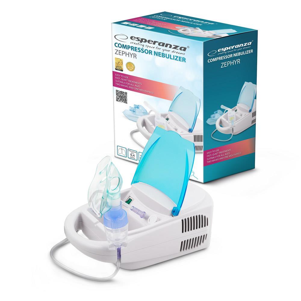 Esperanza ECN002 Inhalators ZEPHYR inhalators