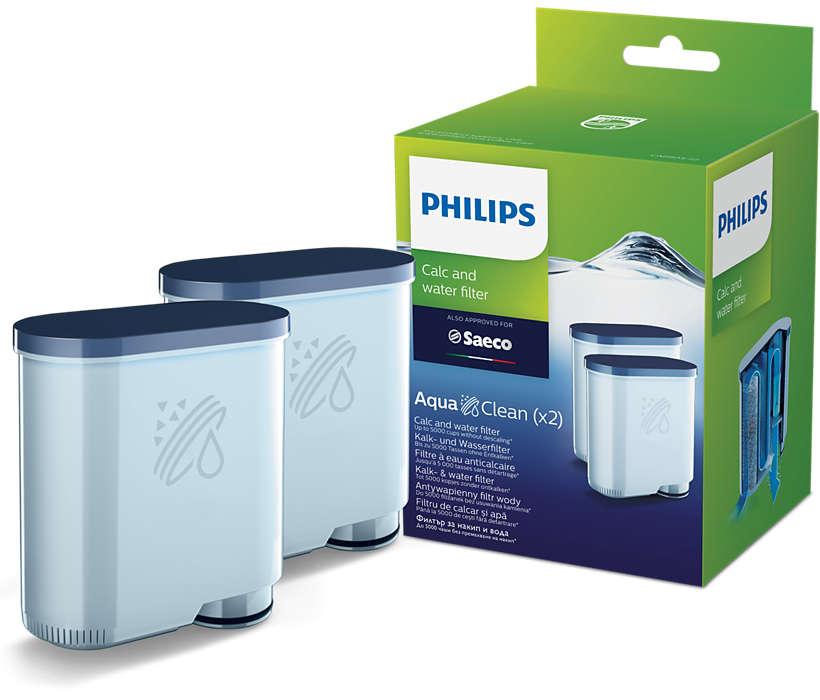 AquaClean ūdens filtrs Saeco kafijas automātiem CA6903/22 piederumi kafijas automātiem