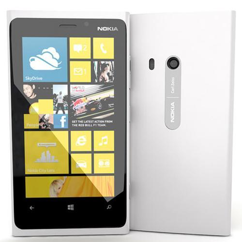 Nokia 920.1 Lumia white Windows Phone Used (grade:A) 9902941029137 T-MLX11147 Mobilais Telefons