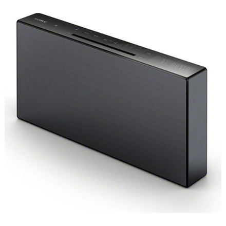 Sony CMT-X3CD black mūzikas centrs
